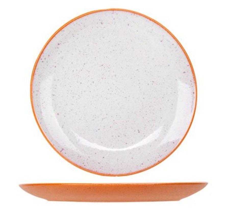 Koi Small Plate Pink D 15cm3599/og-d6070