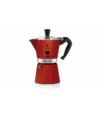 Bialetti Moka Express Red 6t