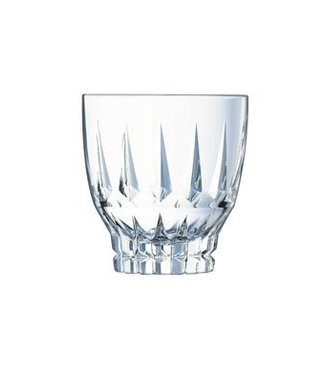 Cristal D'arques Ornements Tumbler Fb 32 Cl (set of 4)