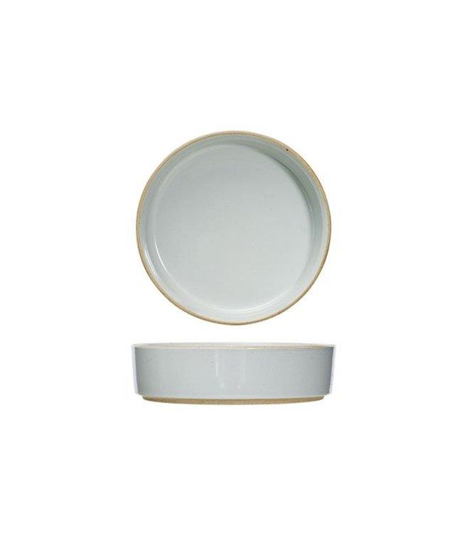 Cosy & Trendy Concrete - Bowl - D19.5xh5.4cm - Ceramic - (set of 3)