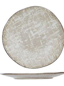 CT Tattersall Dinner plate Beige D 28.5 cm set of 6