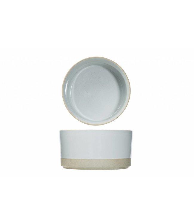 Cosy & Trendy Concrete - Bowl - Gray - D23xh12cm - Ceramic - (set of 3).
