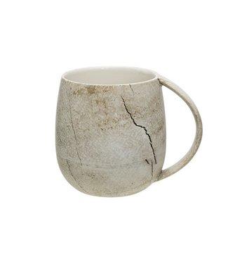 Cosy & Trendy Lithos - Cup - D9.3xh9.9cm - 43cl - Ceramic - (set of 6)