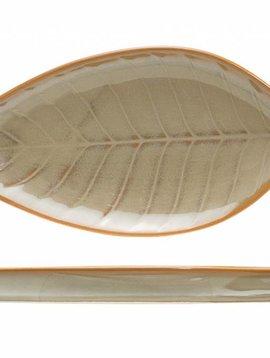 CT Limerick Apero-bord 23.5x10.8cm bladerenvorm set van 4