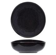 Cosy & Trendy For Professionals Black Granite Kommetje D14cm