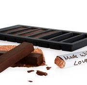 Boska Choco Bar Maker - Silicone Mould-paper-alu-sticker