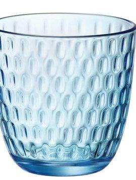 Bormioli Slot Glass Bleu 29 Cl