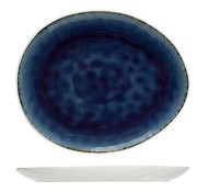 Cosy & Trendy Spirit Blue Dinner Plate Oval 19.5x16.5m