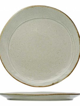CT Ivanora Green Flat Plate D27cm set of 6
