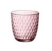 Bormioli Slot Glas Roze 29 Cl
