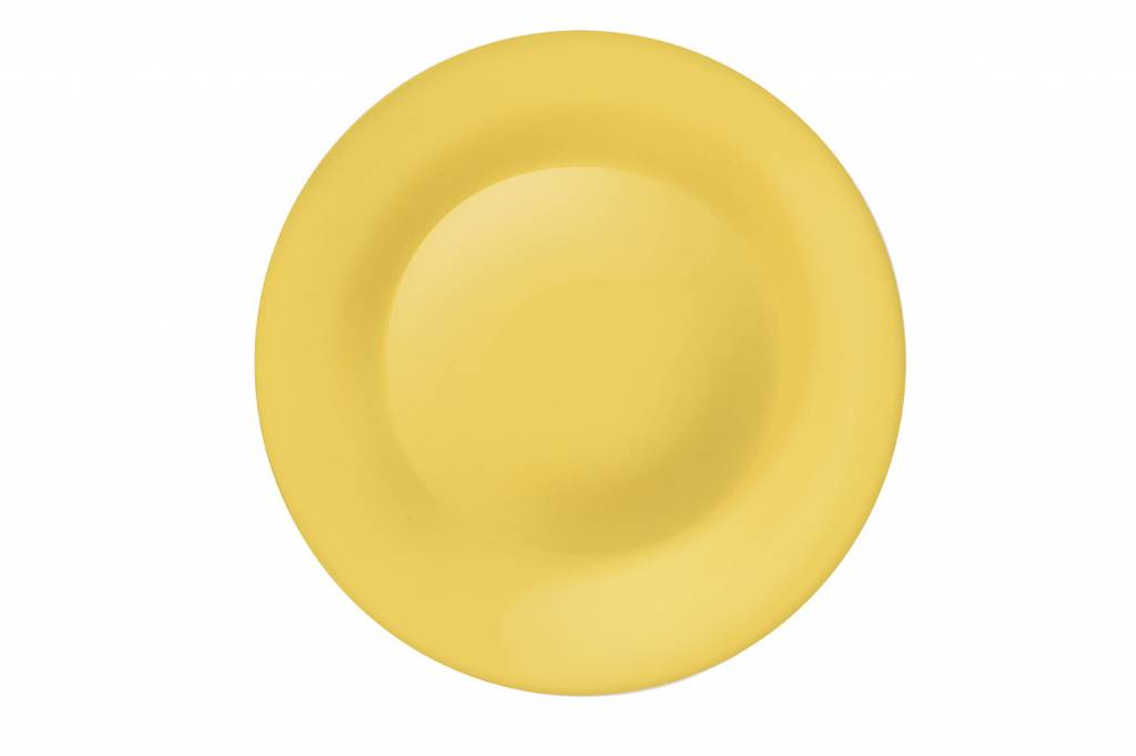 Bormioli New Acqua Tone Gold Yellow Dessertbord (set van 6)