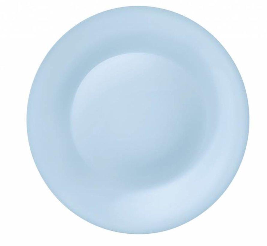 New Acqua Tone Pale Blue  Dessertbord 21 (set van 6)