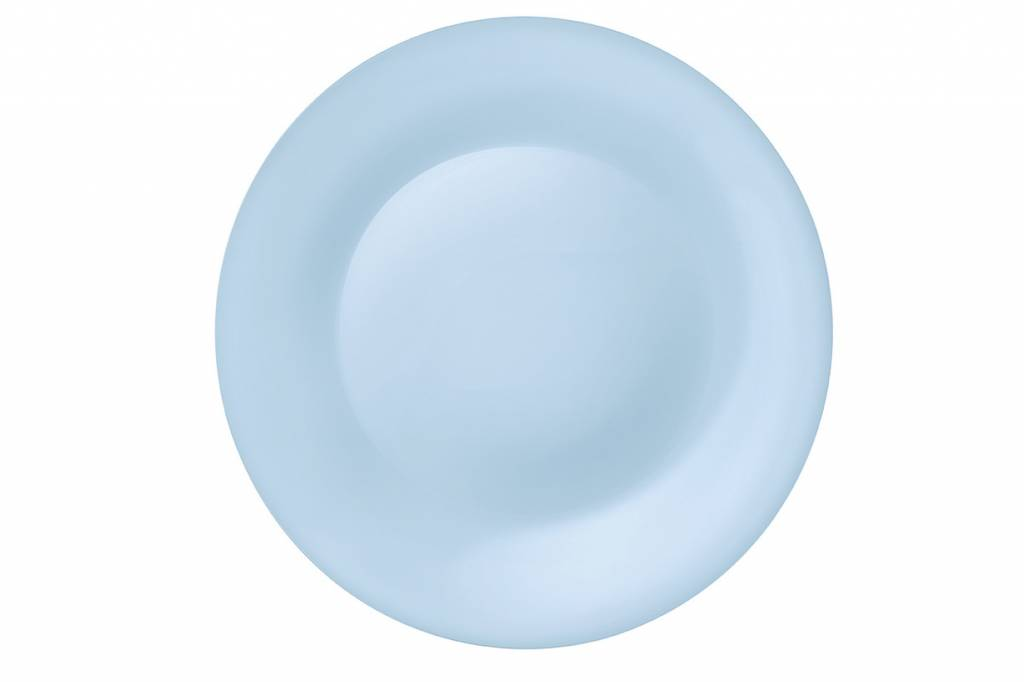 Bormioli New Acqua Tone Pale Blue  Dessertbord 21 (set van 6)