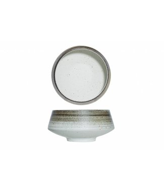 Cosy & Trendy Splendido - Schüssel - Beige - D13-15,5 cm x 7,4 cm - Keramik - (6er-Set).