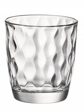 Bormioli Silk Glas Transparent 29 Cl Set 6