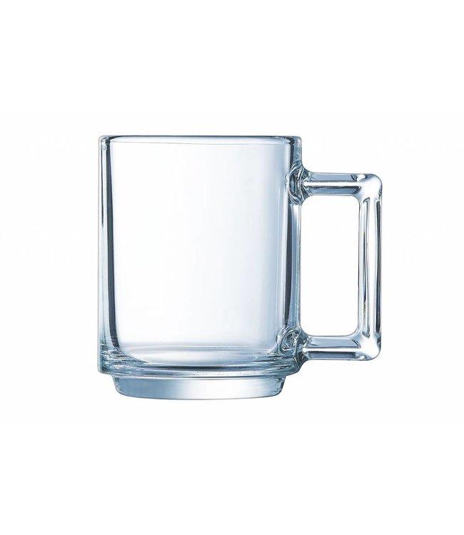 Luminarc A La Bonne Heure - Espressokopje - 9cl - Glas - (set van 12)