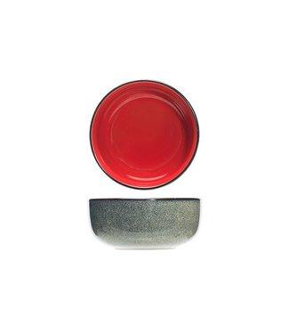 Cosy & Trendy Ciel Rouge -  Kommetje - Rood - D11xh5cm - Keramiek - (set van 6).