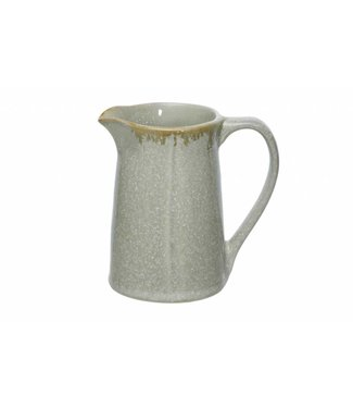 Cosy & Trendy Ivanora Green Milk Jar H10.5cm 23cl