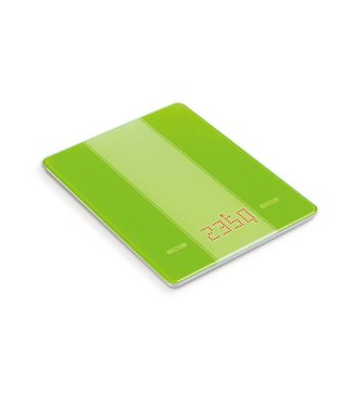 Cosy & Trendy Slim Digital Kitchen Scale Led 5kgexcl 2x Aaa Batt.