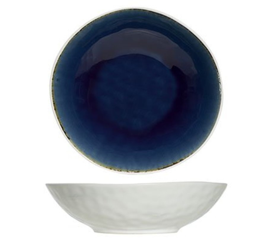 Spirit Blue Slakom D26xh7.2cm