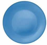 Bormioli New Acqua Tone Blue Diner Plat 26.8 (set of 6)