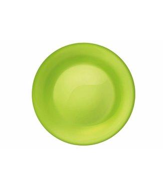 Bormioli New Acqua Tone  Green Plat Bord 26.8 (set van 18)