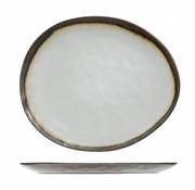CT Mercurio Teller Oval 27x23cm
