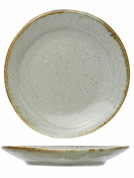 CT Ivanora Green Bread plate-subtitle D14.5cm set of 6