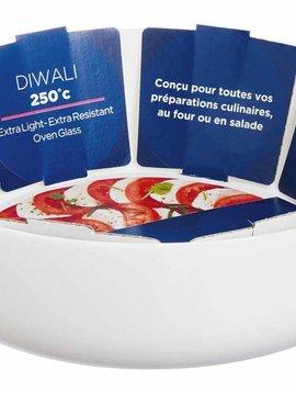 Luminarc Diwali Schotel Rond 22 Cm