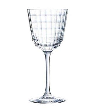 Cristal D'arques Iroko - Wijnglazen - 25cl - (set van 6).