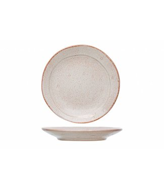 Cosy & Trendy Eleonora Pink Bread Plate - Saucer D14.5cm