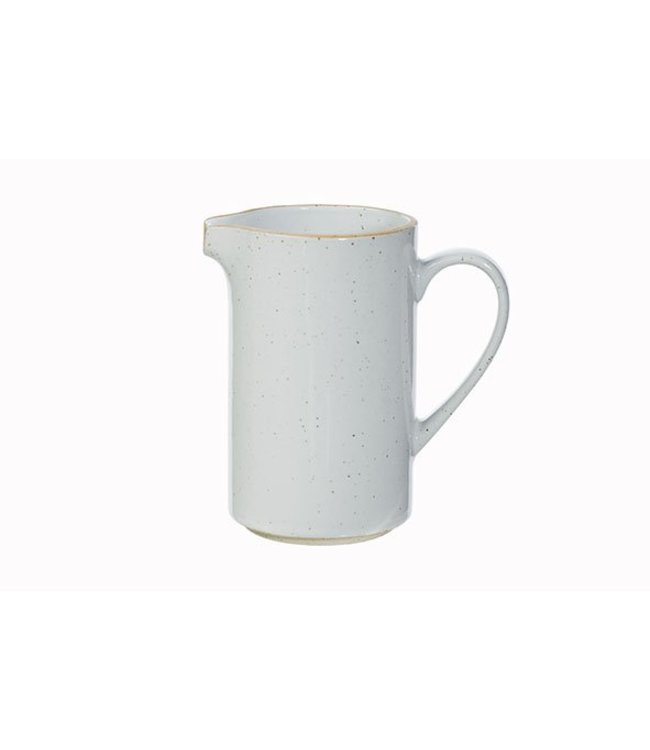 Cosy & Trendy Concrete - Jug - D7xh12cm - 30cl - Ceramic - (set of 2).