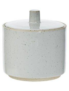 Cosy & Trendy Concrete Suikerpot D8.5xh9cm met Deksel