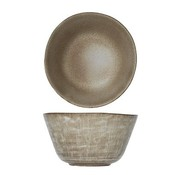 CT Tattersall Breakfast Bowl Beige D15.5cm H8cm