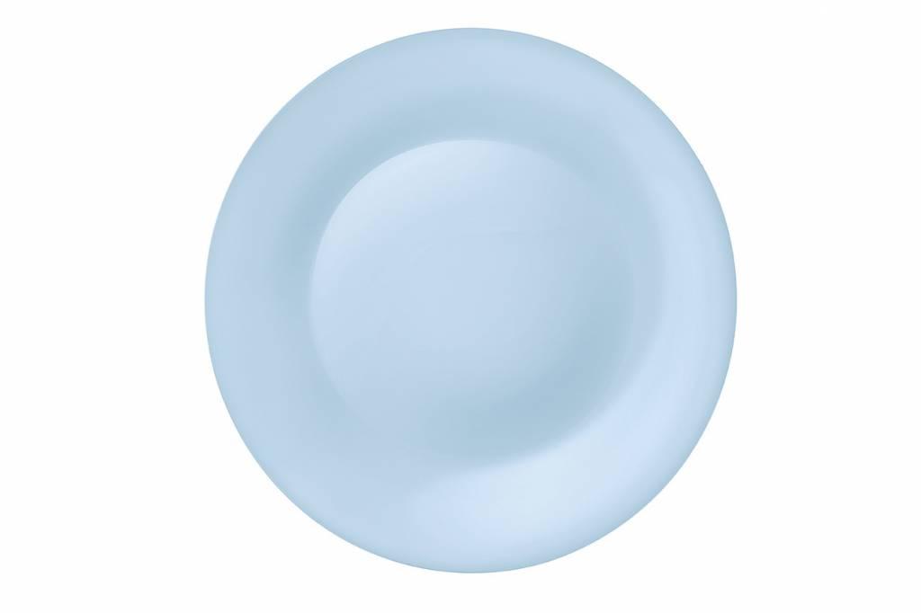 Bormioli New Acqua Maiolica Blue Plat Bord 26.8 (set van 6)