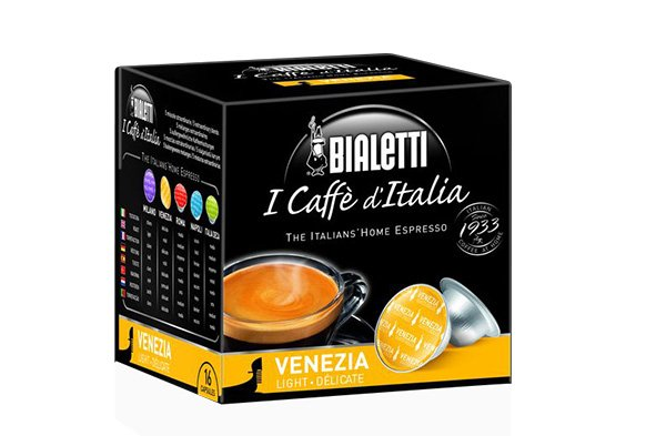 Bialetti Bialetti Koffie 16 Caps Venezia7gram