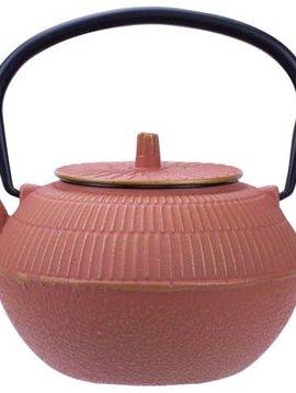 CT Kinosaki Teapot Terracotta 1,2l cast iron