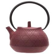 CT Tsukumi Teapot Red 1.1 L