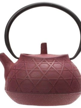 CT Tsukumi Teapot Red 1.1 L