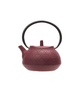 Cosy & Trendy Tsukumi - Teapot - Red- 1.1l - Cast iron.