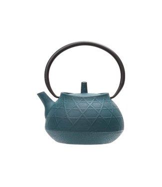 Cosy & Trendy Tsukumi - Teapot - Green - 1.1l - Cast iron.