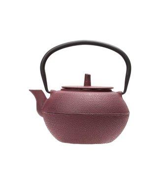 Cosy & Trendy Shibuya - Teapot - Red - 1.2l - Cast iron.
