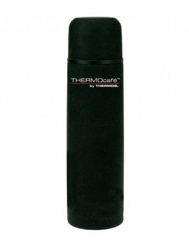 Thermos Everyday Ss Fles 1 L - Zwart Rubberd8.5xh30.5cm 6ctn