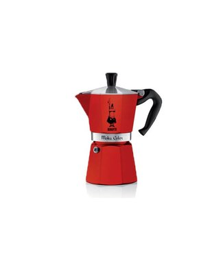 Bialetti Moka Express Red 3t