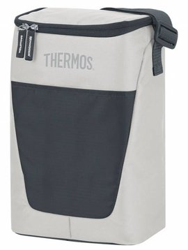Thermos New Classic Koeltas 8l Lichtgrijs20x14xh32cm - 12 Can - 6h Koud