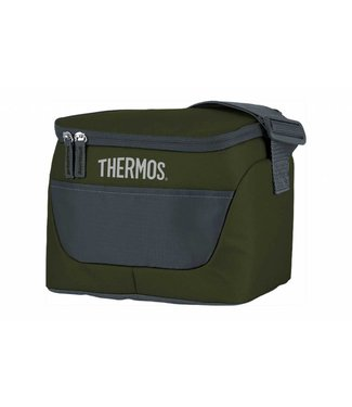 Thermos New Classic Cooler Bag 5l Dunkelgrün23x16,5xh18cm - 6can - 4h Cold