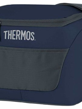 Thermos New Classic Sac Isotherme 9 Can Bleu Fonce 24x18,5xh20cm