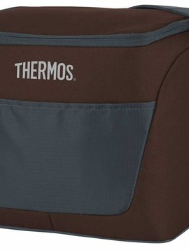 Thermos New Classic Sac Isotherme 24 Can Brun28x20,5xh24cm
