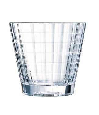 Cristal D'arques Iroko Tumbler Fb 32 Cl (set of 4)