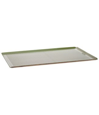 Cosy & Trendy For Professionals Ct Prof Sheet Pan Gn1-1 Black Non-stickperforated 32.5x53 H2mm Coated
